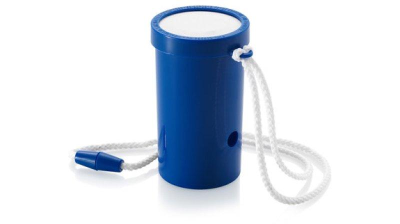 Mini Horn Blau