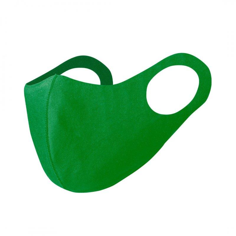 Softshellmaske grün - wiederverwendbar
