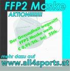 FFP2  Maske weiß CE zertifiziert