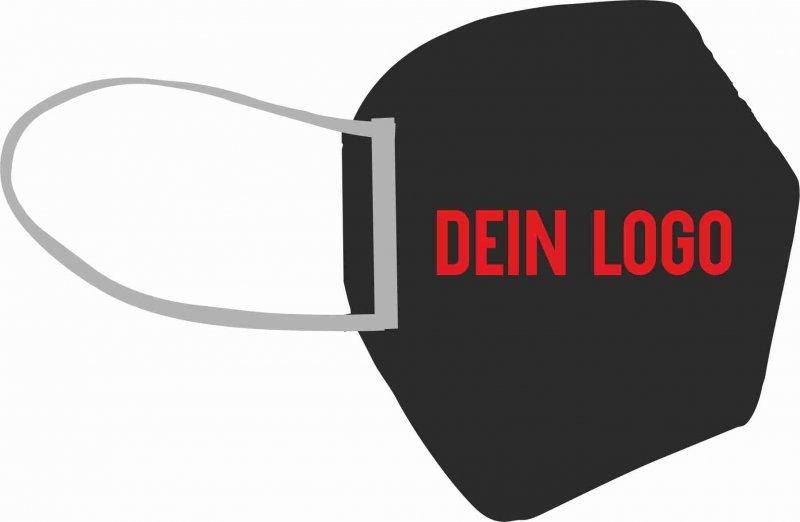 FFP2  Maskencover  mit Logo, Spruch, ..