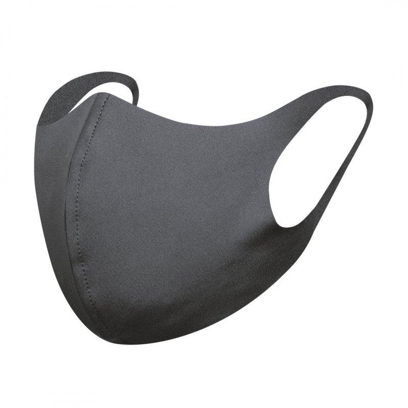Softshellmaske grau - wiederverwendbar